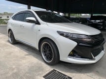 2017 TOYOTA HARRIER 2.0 ELEGANCE GS SPORT VERSION /PANAROMIC ROOF