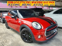 2017 MINI Cooper 1.5(A) 3 door CBU *32k km* Under Warranty