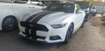2017 FORD MUSTANG 2.3 Eco Boost Coupe NO HIDDEN CHARGES