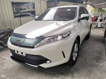 2017 TOYOTA HARRIER 2.0 Premium New Facelift Panoramic Roof Unregister