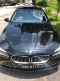 2012 BMW 5 SERIES 520D STANDARD