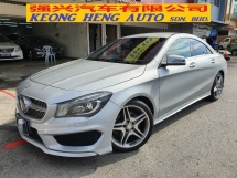 2014 MERCEDES-BENZ CLA 250 AMG Japan Spec *2 years GMR warranty*