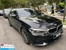 2017 BMW 5 SERIES 530i M-SPORT 2.0 TURBO PETROL FULL SERVICE RECORD