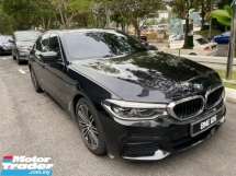 2017 BMW 5 SERIES 530i M-SPORT 2.0 TURBO PETROL FULL SERVICE RECORD