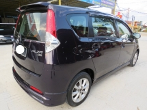 2013 PERODUA ALZA 1.5 (A) EZi ONE OWNER ORIGINAL BODYKIT HIGH LOAN