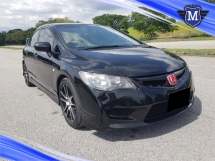 2010 HONDA CIVIC 1.8 S i-VTEC (A) TYPE-R BODYKIT SPORT RIMS CAR KING CONDITION