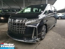 2018 TOYOTA ALPHARD 2.5 SC 3LED JBL LEATHER RECON 2 YEAR WARRANTY