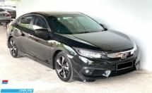 2017 HONDA CIVIC 1.5 TC-P Auto Full Premium High Spec