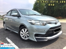 2017 TOYOTA VIOS 1.5 J FACELIFT (A) Tiptop Condition OTR PRICE