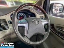 2015 TOYOTA INNOVA 2.0 G FACELIFT FULL LEATHER SEAT FREE WARRANTY MPV