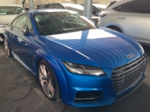 2017 AUDI TTS 2.0 Quattro all wheel drive high power unregistered