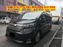 2010 TOYOTA VELLFIRE 2.4 Z PLATINUM TRUE YEAR MADE 2010 ((( FREE 2 YEARS WARRANTY ))) 2 Power Doors Power Boot 2014