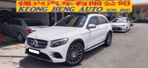 2016 MERCEDES-BENZ GLC 250 2.0cc 4MATIC AMG (A)
