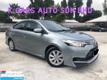2017 TOYOTA VIOS 1.5 J FACELIFT (A) GOOD CONDITION OTR PRICE