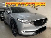 2018 MAZDA CX-5 SKYACTIV 2.5L Facelift FS UW2023