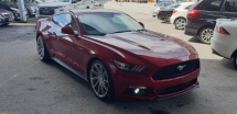 2018 FORD MUSTANG 2.3 Eco Boost Coupe NO HIDDEN CHARGES