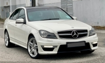 2014 MERCEDES-BENZ OTHER C200 CGI W204B