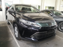 2018 TOYOTA HARRIER 2.0 Premium Non Turbo INC SST 2 YEARS WARRANTY Pre Crash Lane Keeping Assist Power Boot 360 Cam Unre