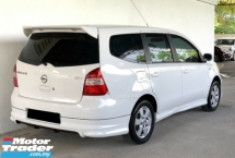 2011 NISSAN GRAND LIVINA 1.6 (A) Impul High Grade Model