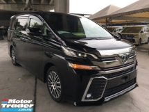 2017 TOYOTA VELLFIRE 2.5 ZG Full Camera Power Boat Like New Grade 4