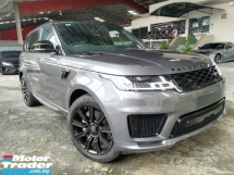 2018 LAND ROVER RANGE ROVER SPORT 3.0 V6 HSE DYNAMIC SUPERCHARGED