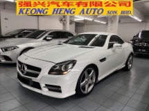 2012 MERCEDES-BENZ SLK SLK200 AMG FREE 2Yrs WARRANTY