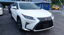 2016 LEXUS RX 200T (VERSION) FULL SPEC 2.0 TURBO ENG 238BHP