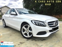 2016 MERCEDES-BENZ C-CLASS C200 W205A AMG LINE SEDAN
