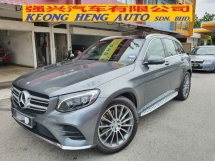 2016 MERCEDES-BENZ GLC 250 AMG *Mil Done 41K Km*