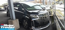 2018 TOYOTA ALPHARD 2.5 SC FULLSPEC.UNREG.MODELLISTA BODYKIT.HALF SST.JBL HOME THEATER.3EYES LED.BLINDSPOT.INNER MIRROR