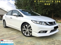 2016 HONDA CIVIC 2.0 S I-Vtec Full Service Record OTR PRICE