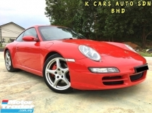 2006 PORSCHE CARRERA S COUPE 911 3.8 (A)