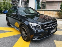 2018 MERCEDES-BENZ GLC 250 GLC250 4matic AMG Line