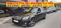 2011 MERCEDES-BENZ C-CLASS C250 AVANTGARDE SPORTS LIMITED