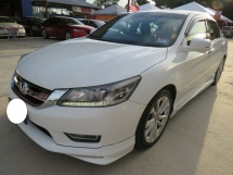 2015 HONDA ACCORD 2.4 (A) VTi-L FULL SERVICE RECORD AT HONDA
