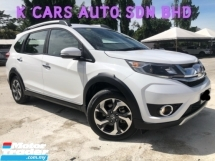 2017 HONDA BR-V 1.5 V SPEC (A) ACTUAL YEAR MAKE GOOD CONDITION
