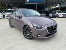 2016 MAZDA 2 1.5 HATCH BACK V-SPEC WITH FULL SERVICE