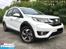 2017 HONDA BR-V 1.5L V ORIGINAL YEAR TIPTOP CONDITION OTR PRICE