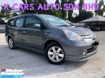 2010 NISSAN LIVINA 1.8 (A) LUXURY KEEP LIKE NEW CAR WELL MAINTENANCE