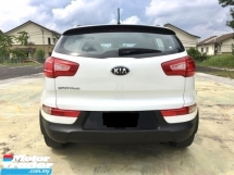 2013 KIA SPORTAGE (SL) 2.0 AT Full Service Record ONTHEROAD PRICE
