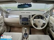 2009 NISSAN LATIO 1.6L ST(A) SPORT Sedan (ONEOWNER)(2 YEAR WARRANTY)