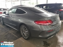 2017 MERCEDES-BENZ C-CLASS 300 Coupe AMG Line Unregister 2 Year Warranty