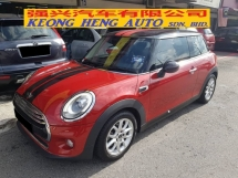 2016 MINI Cooper 1.5 TWIN POWER TURBO (3 door)(CBU Import Baru)