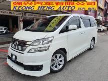 2013 TOYOTA VELLFIRE 3.5V L Facelift *2 years GMR warranty*