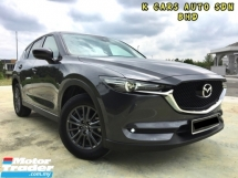 2019 MAZDA CX-5 2.0G 2WD H SKYACTIV (A) UNDER WARRANTY OTR PRICE