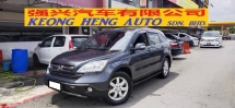 2007 HONDA CR-V 2.0 i-VTEC (A) REG 2007 ACCIDENT FREE MILE 115K KM