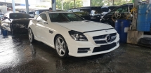 2015 MERCEDES-BENZ SLK SLK200 AMG CONVERTIBLE NO HIDDEN CHARGES