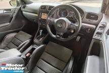 2013 VOLKSWAGEN GOLF R 2.0 SUNROOF BURGET SEAT OZ 18 INC SPORT RIM