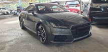2017 AUDI TT 2.0 TFSI S LINE WITH B & O NO HIDDEN CHARGES