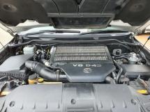 2007 TOYOTA LAND CRUISER 4.5 V8 DIESEL